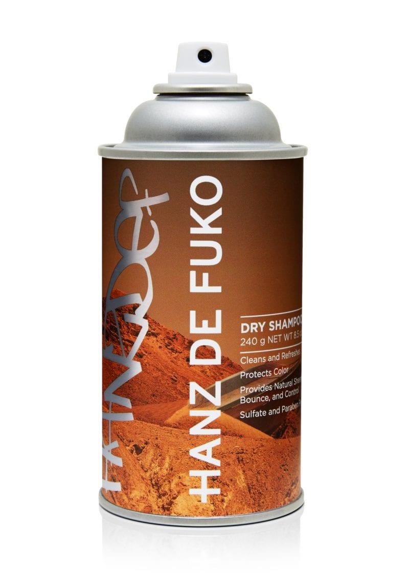 Hanz De Fuko Dry Shampoo @ AOF Barber Shop - West Covina