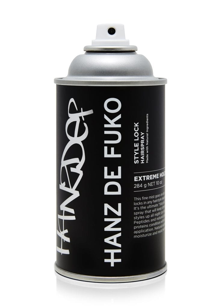 Hanz De Fuko Hairspray @ AOF Barber Shop - West Covina