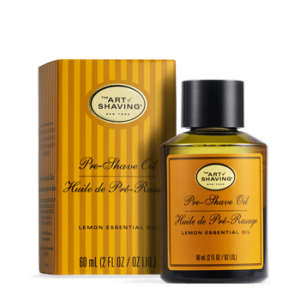 Lemon Essential Pre-Shave Oil - The Art Of Shaving® @ AOF Barber Shop in West Covina