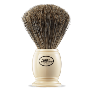 Ivory Pure Shaving Brush - The Art Of Shaving® @ AOF Barber Shop in West Covina