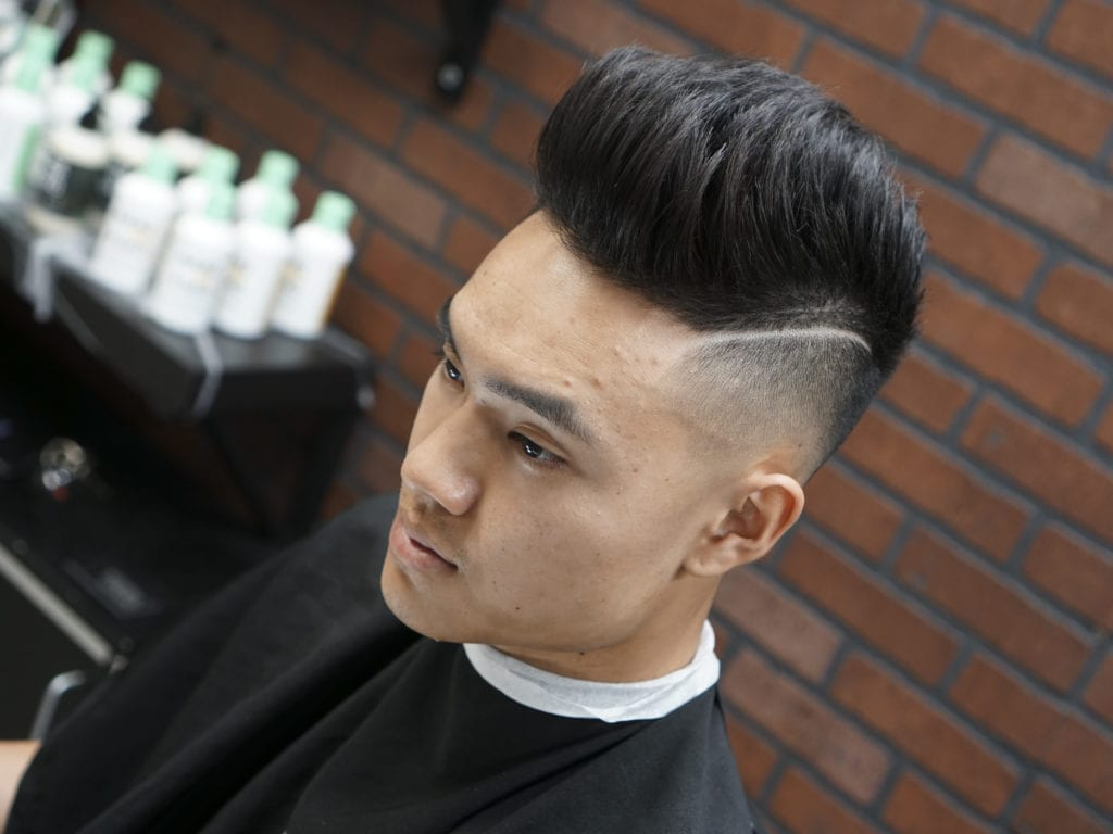 Fade and Undercut Fade Haircuts at AOF Hair Studio - West Covina